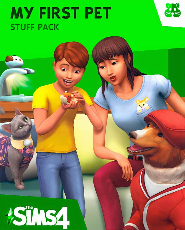 The Sims 4 – My First Pet