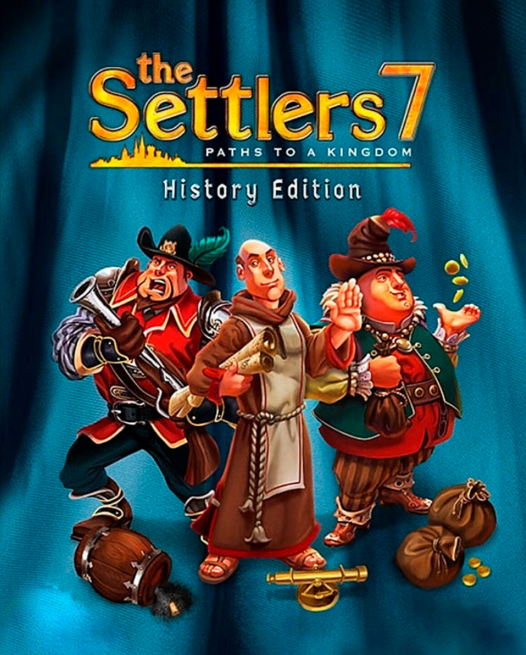 The Settlers 7: Paths to a Kingdom - History Edition