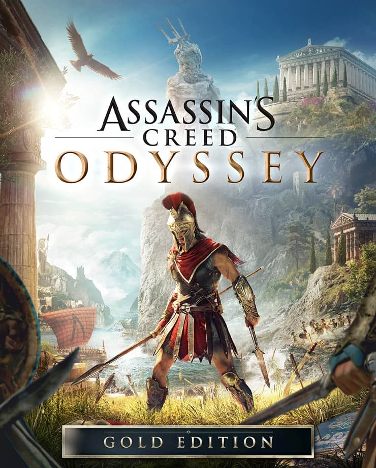 Assassin's Creed Odyssey – Gold Edition