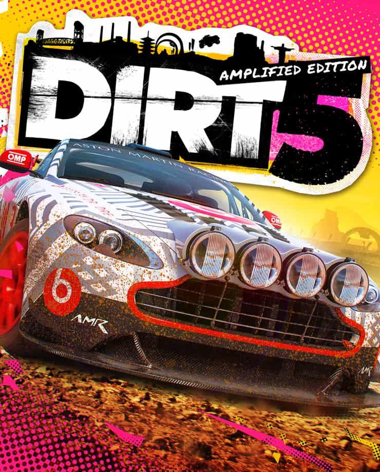 Купить DIRT 5 – Amplified Edition со скидкой на ПК