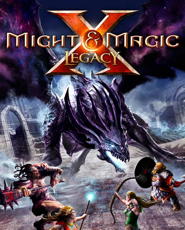 Might and Magic X – Legacy