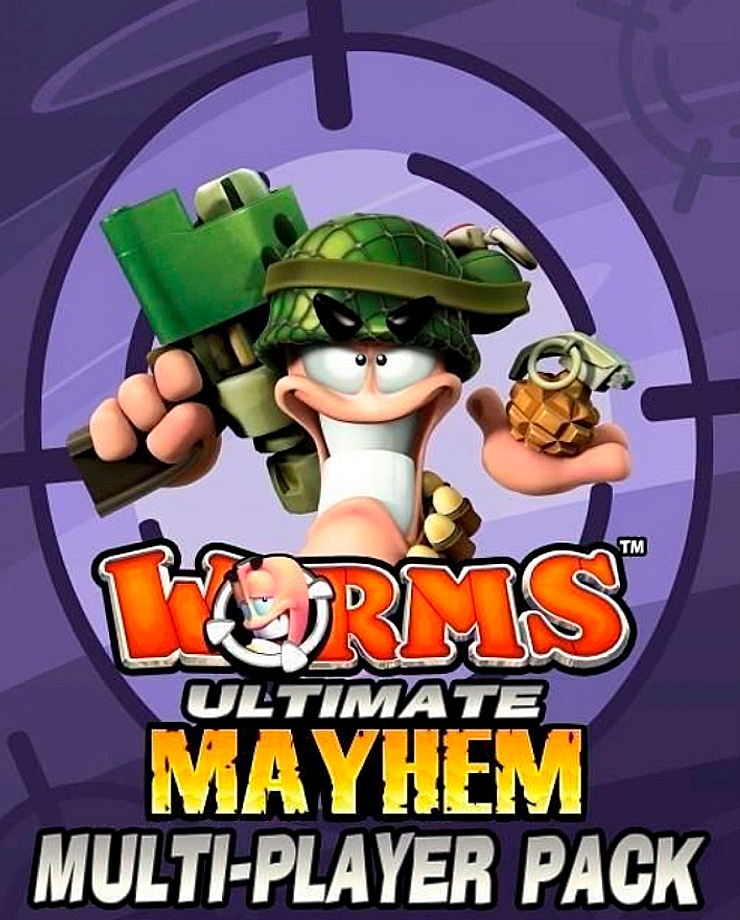 Worms Ultimate Mayhem - Multiplayer Pack