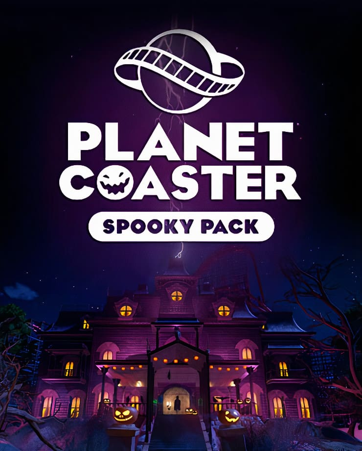Planet Coaster – Spooky Pack