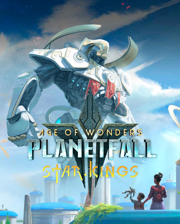 Age of Wonders: Planetfall – Star Kings