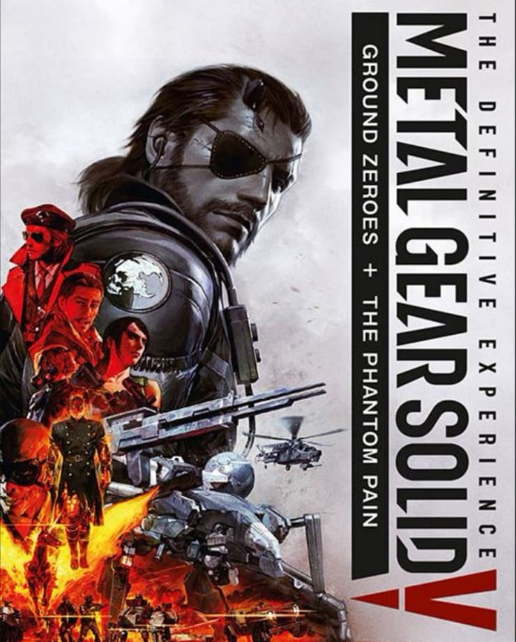 Metal Gear Solid V – The Definitive Experience