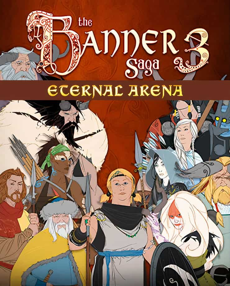 The Banner Saga 3 – Eternal Arena