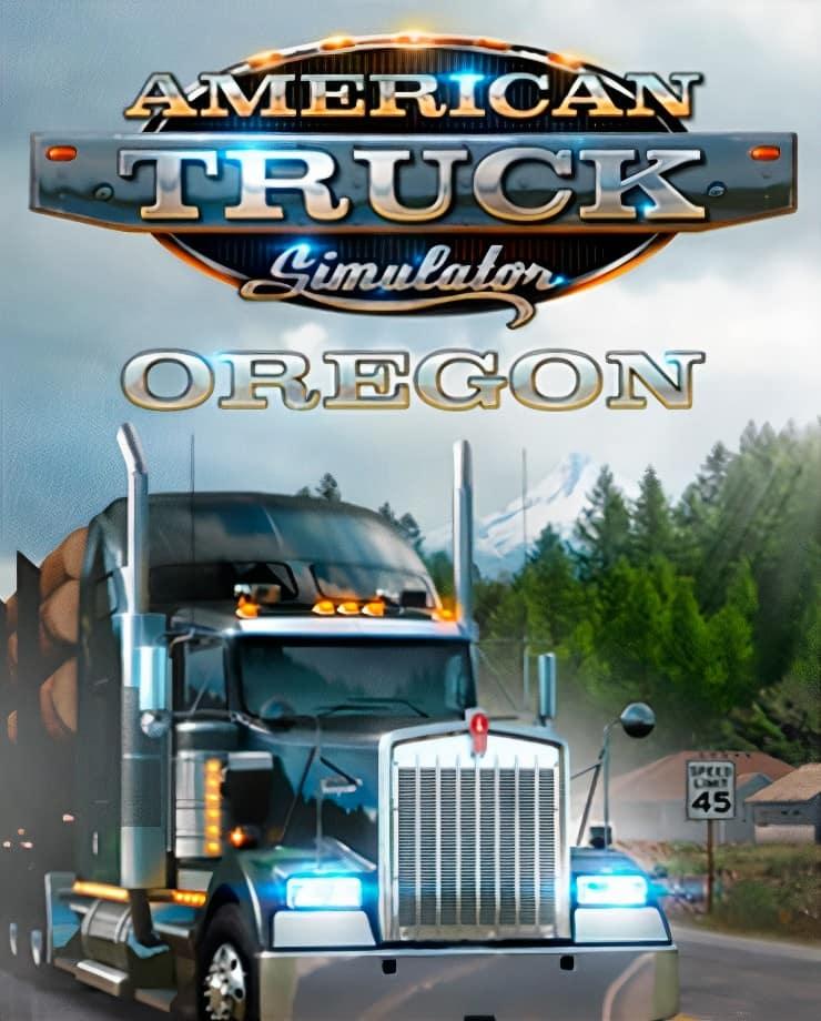 American Truck Simulator – Oregon