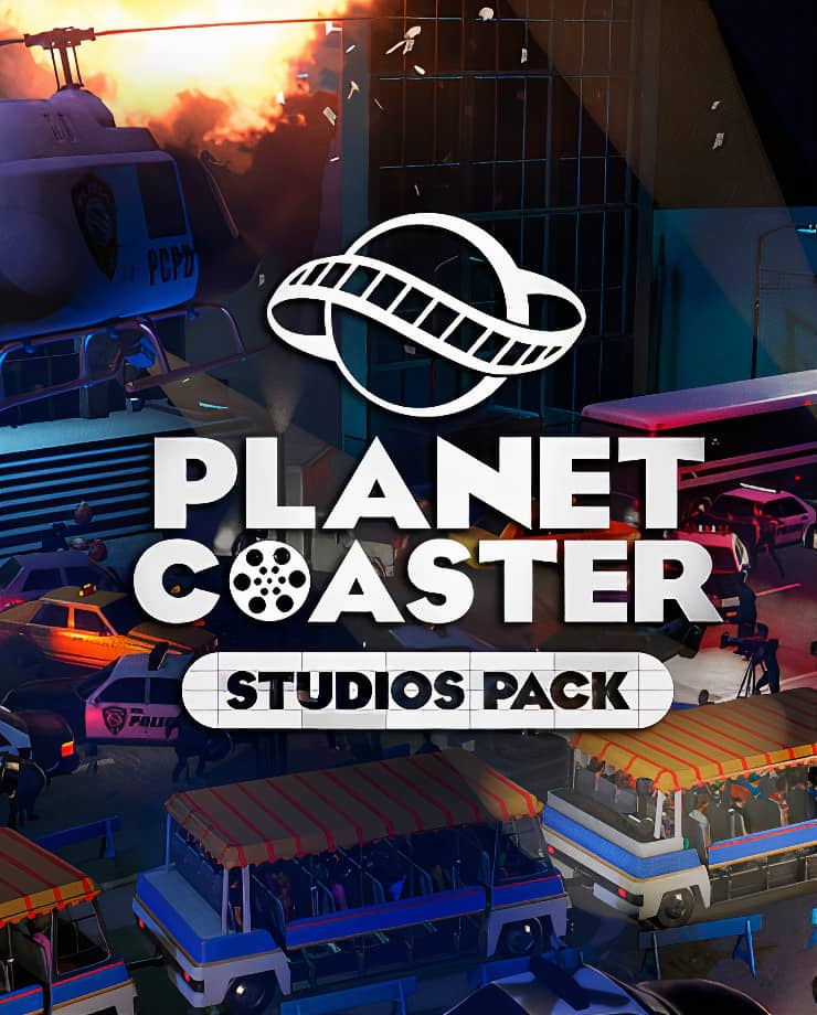 Planet Coaster – Studios Pack