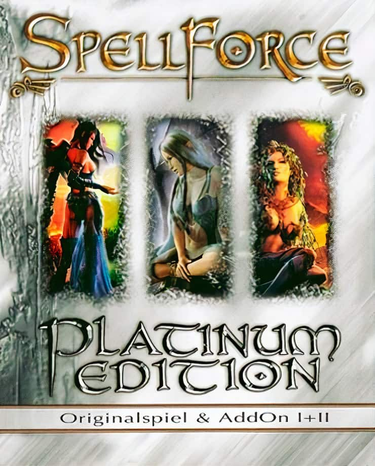 SpellForce – Platinum Edition