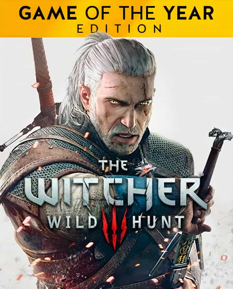 The Witcher 3: Wild Hunt – GOTY