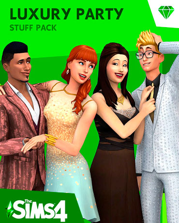 The Sims 4 – Luxury Party