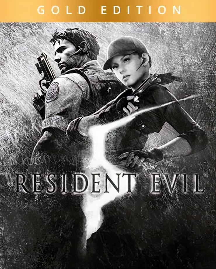 Resident Evil 5 – Gold Edition