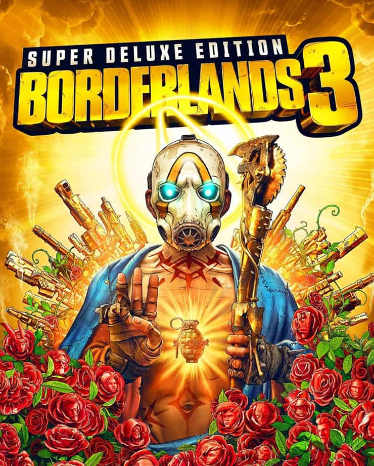 Borderlands 3 – Super Deluxe Edition (Epic Games)