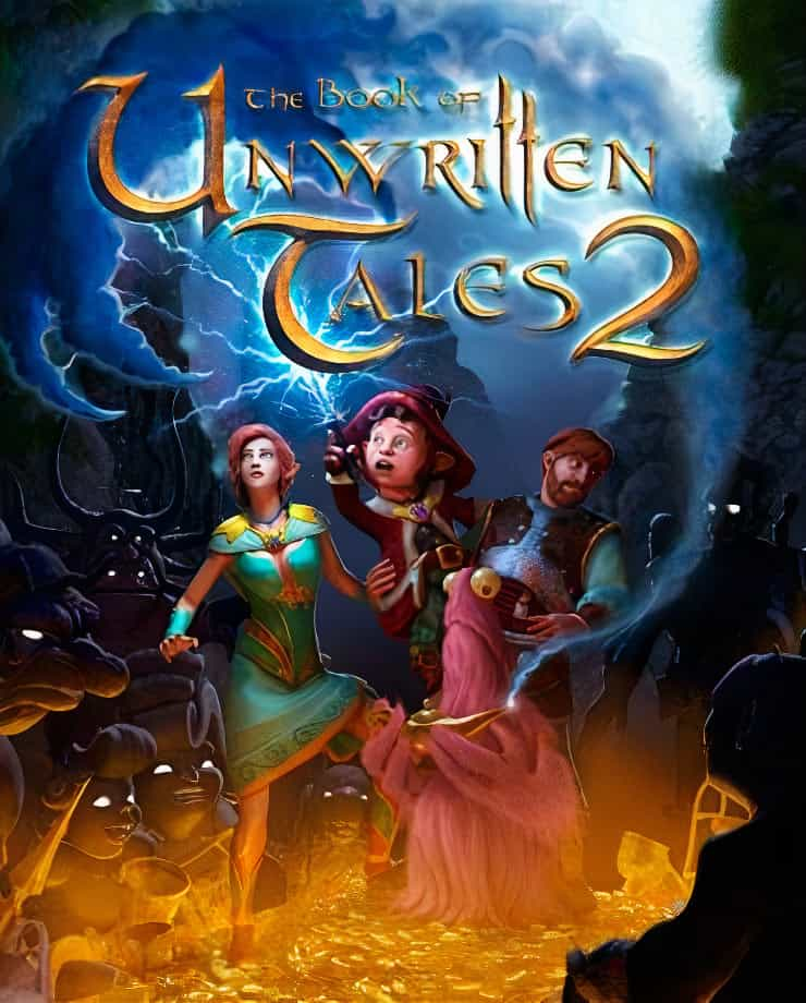 The Book of Unwritten Tale 2