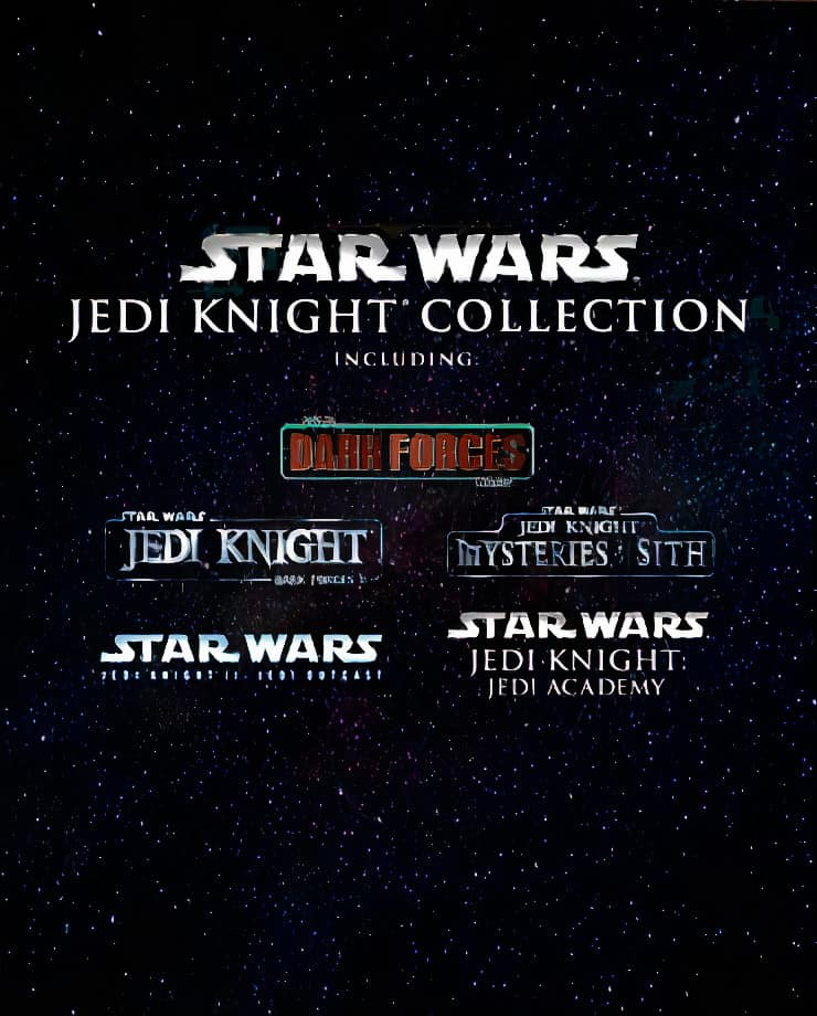 Star Wars: Jedi Knight – Collection
