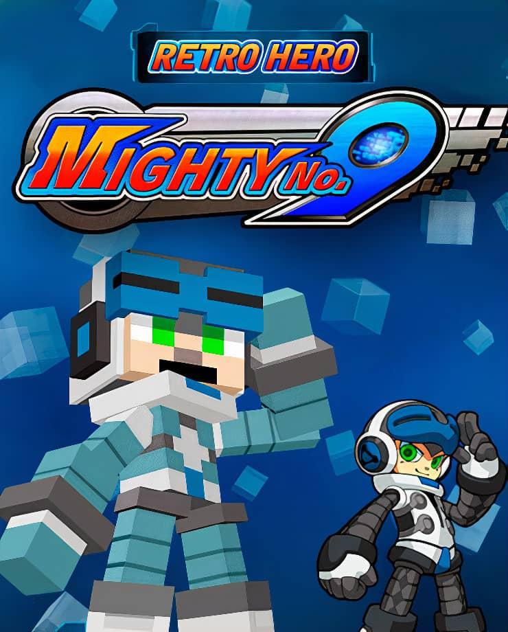 Mighty No. 9 – Retro Hero