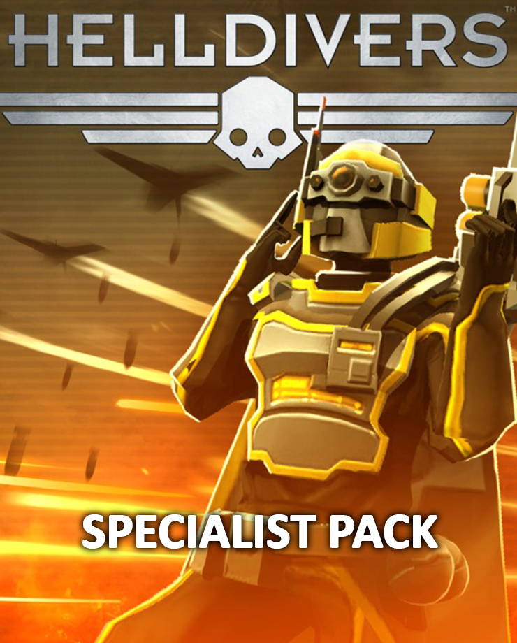 HELLDIVERS - Specialist Pack