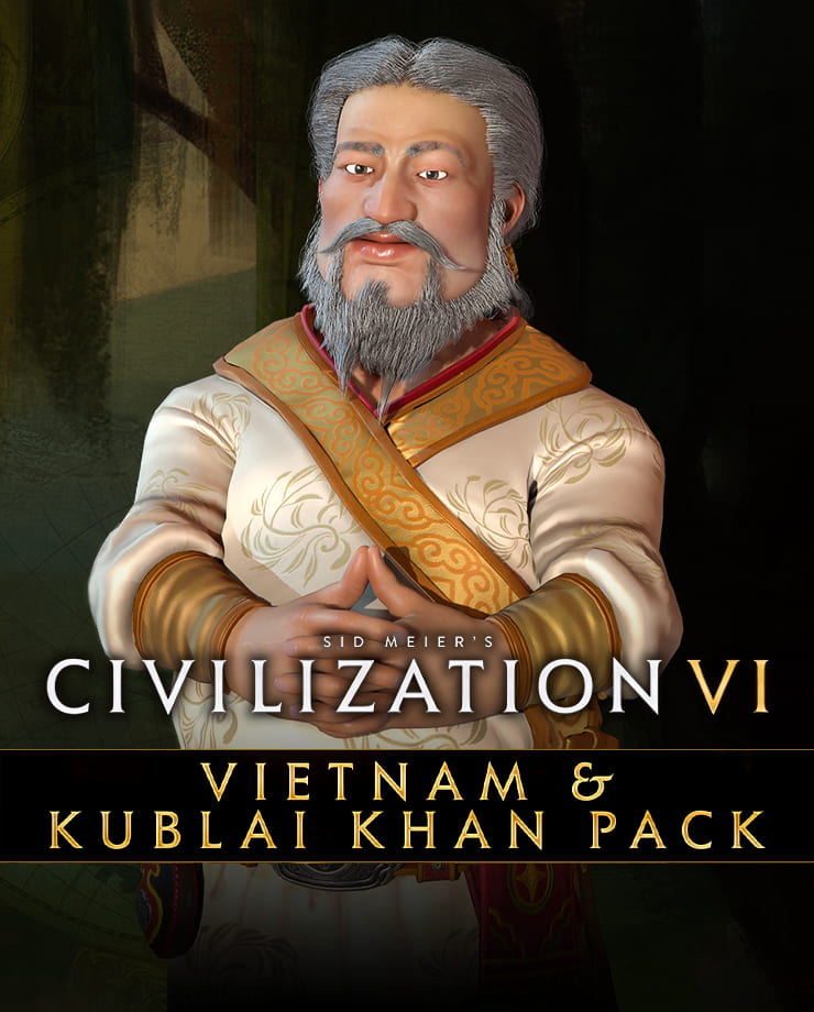 Sid Meier's Civilization VI – Vietnam & Kublai Khan Pack (Steam)