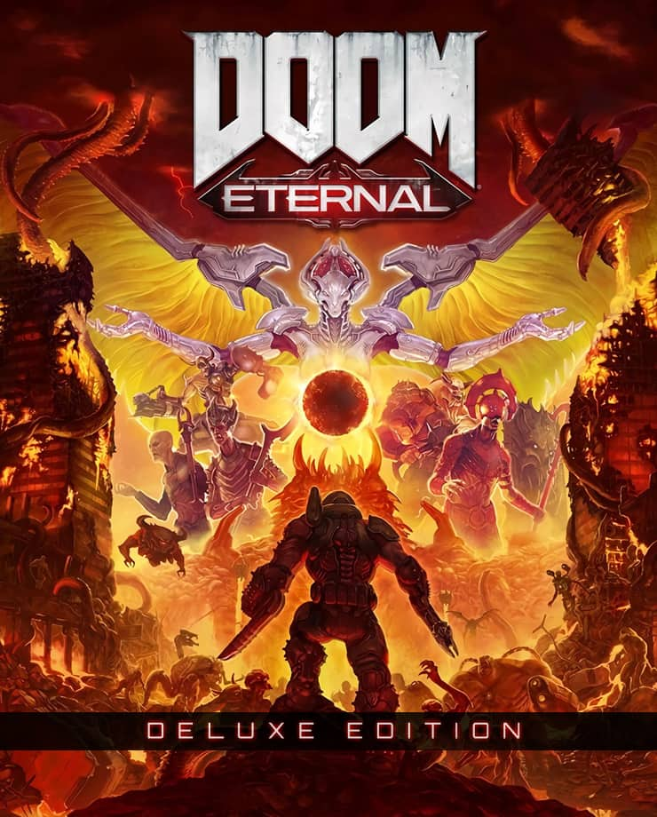 DOOM Eternal – Deluxe Edition
