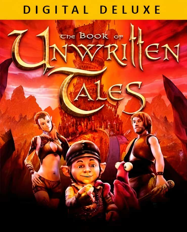 The Book of Unwritten Tales – Deluxe Edition