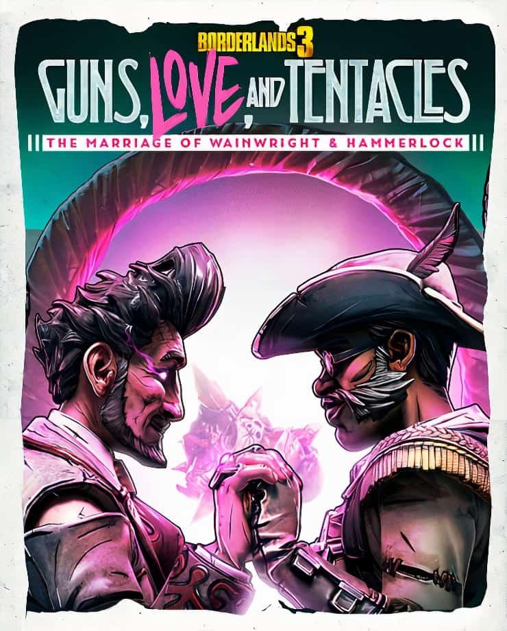 Borderlands 3 – Guns, Love, and Tentacles (Epic Games)