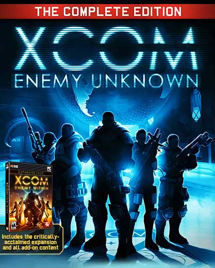 XCOM: Enemy Unknown – Compete Edition