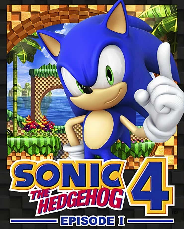 Sonic The Hedgehog 4 – Episode I