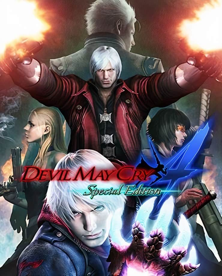 Devil May Cry 4 – Special Edition