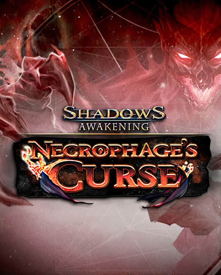 Shadows: Awakening – Necrophage's Curse