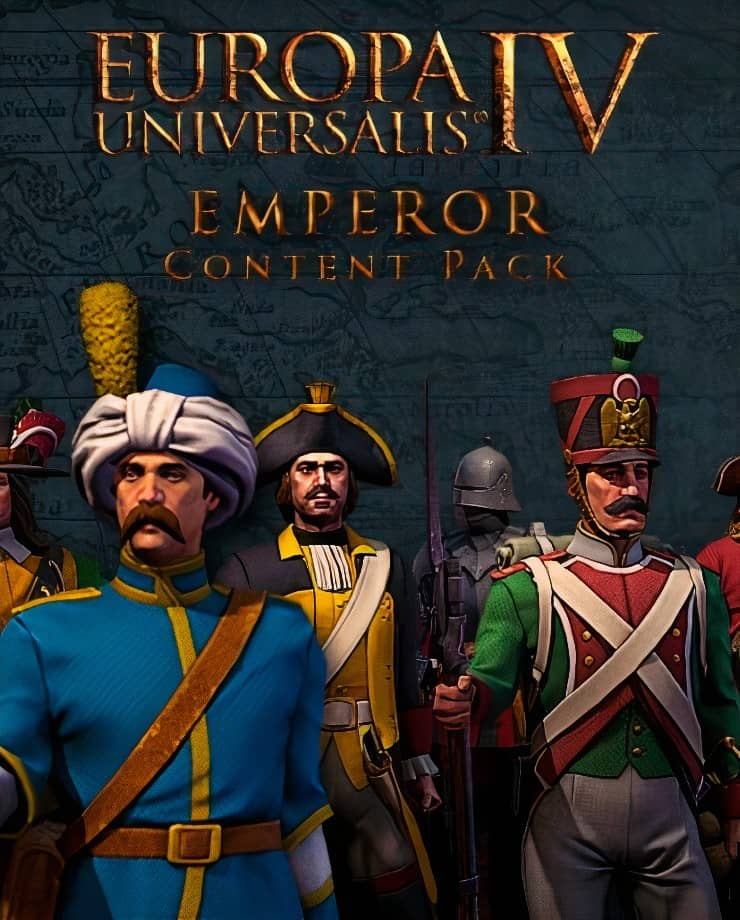 Europa Universalis IV: Emperor – Content Pack