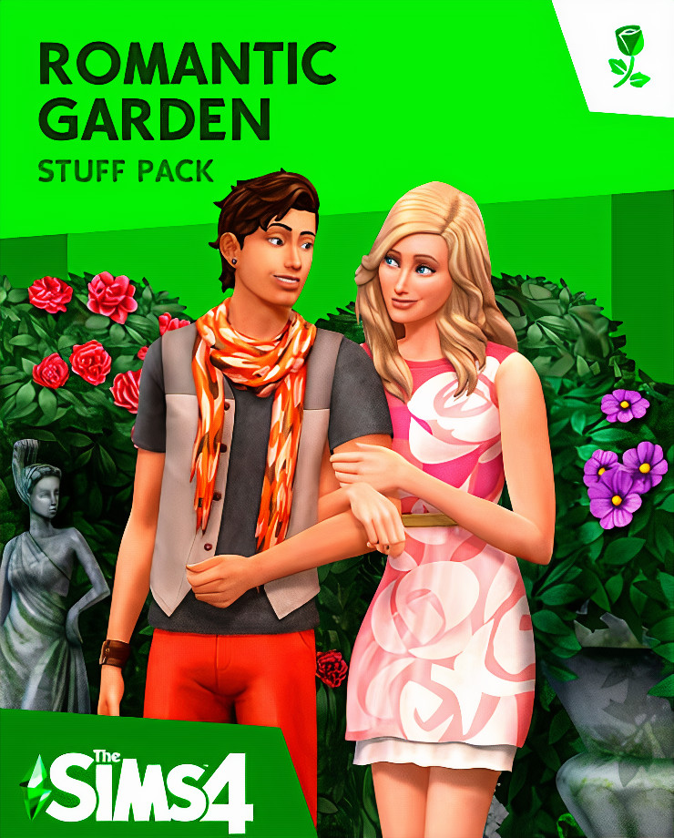 The Sims 4 – Romantic Garden