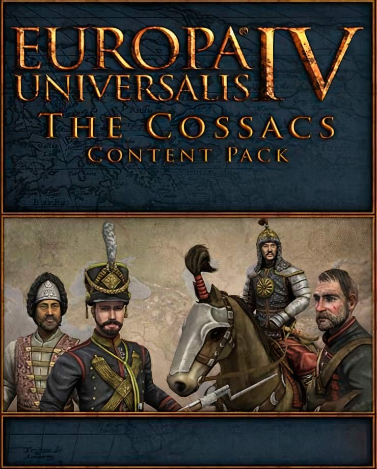 Europa Universalis IV: The Cossacks – Content Pack