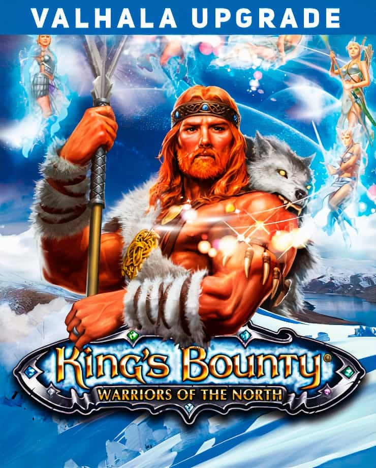 King's Bounty: Warriors of the North – Valhala Upgrade