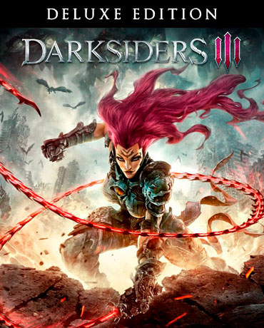 Darksiders III – Deluxe Edition