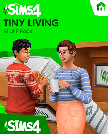 The Sims 4 – Tiny Living
