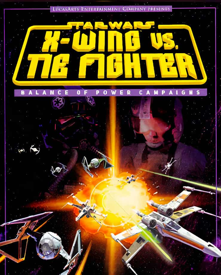 Star Wars: X-Wing vs Tie Fighter – Balance of Power Campaigns