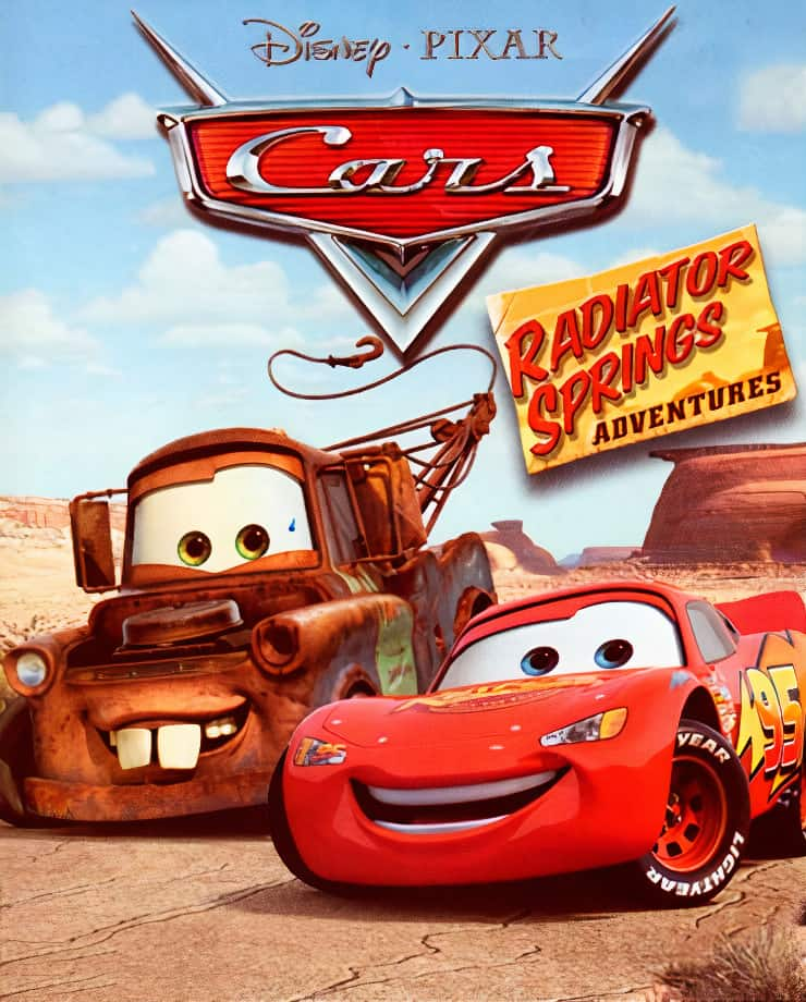 Pixar Cars: Radiator Springs Adventures