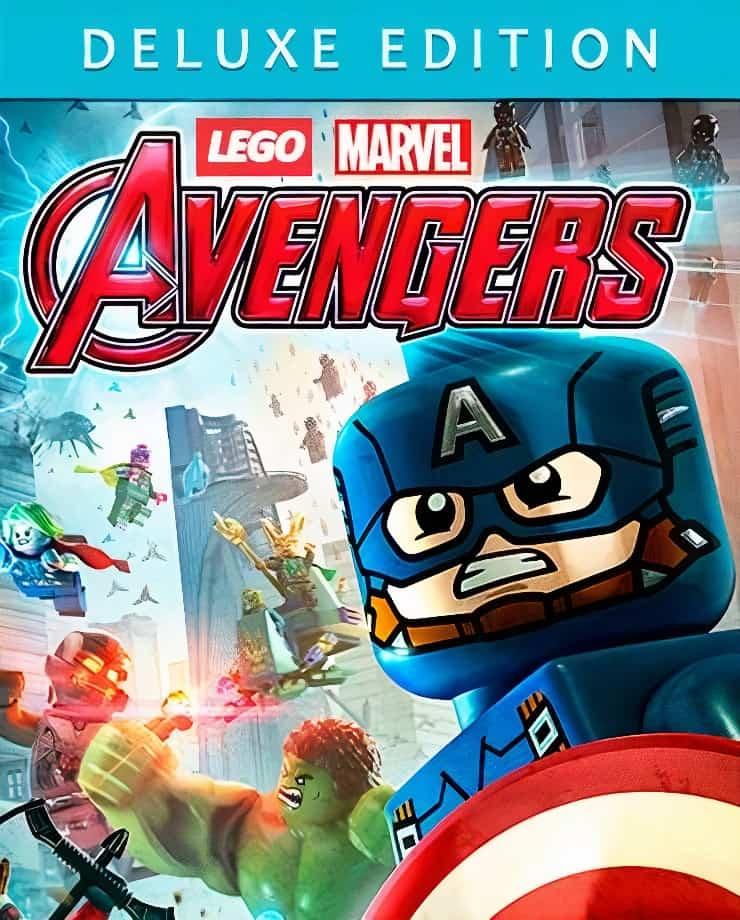 LEGO Marvel Avengers – Deluxe Edition