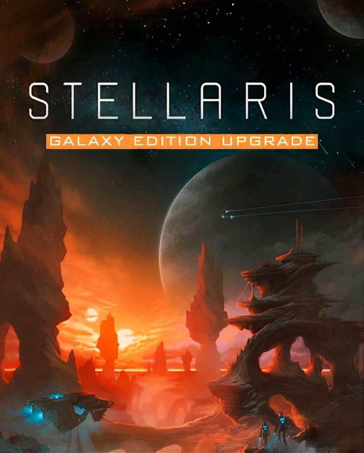 Stellaris – Galaxy Edition Upgrade Pack