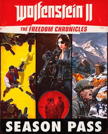 Wolfenstein II: The Freedom Chronicles – Season Pass