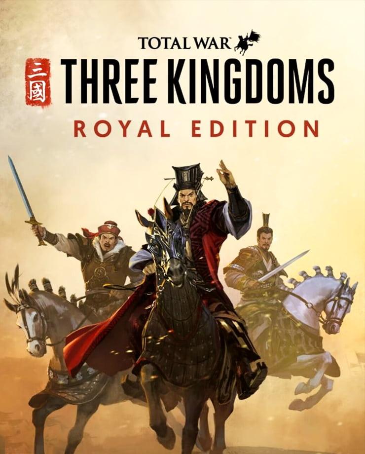 Total War: Three Kingdoms. Royal Edition