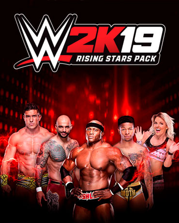 WWE 2K19 – Rising Stars Pack