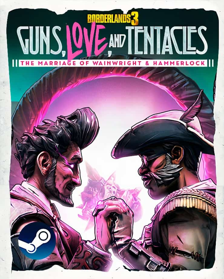 Borderlands 3 – Guns, Love, and Tentacles (Steam)