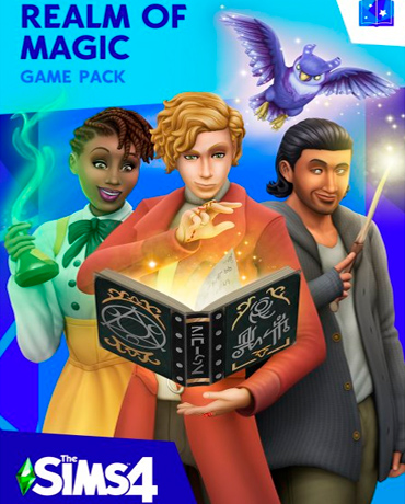 The Sims 4 – Realm of Magic