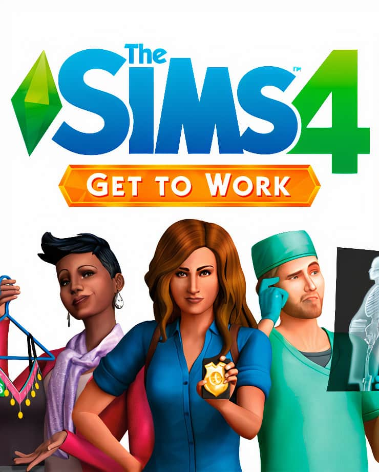 The Sims 4 – Get to Work