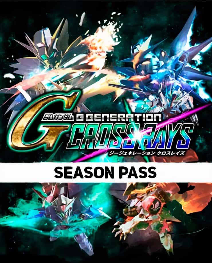 SD Gundam G Generation Cross Rays – Season Pass