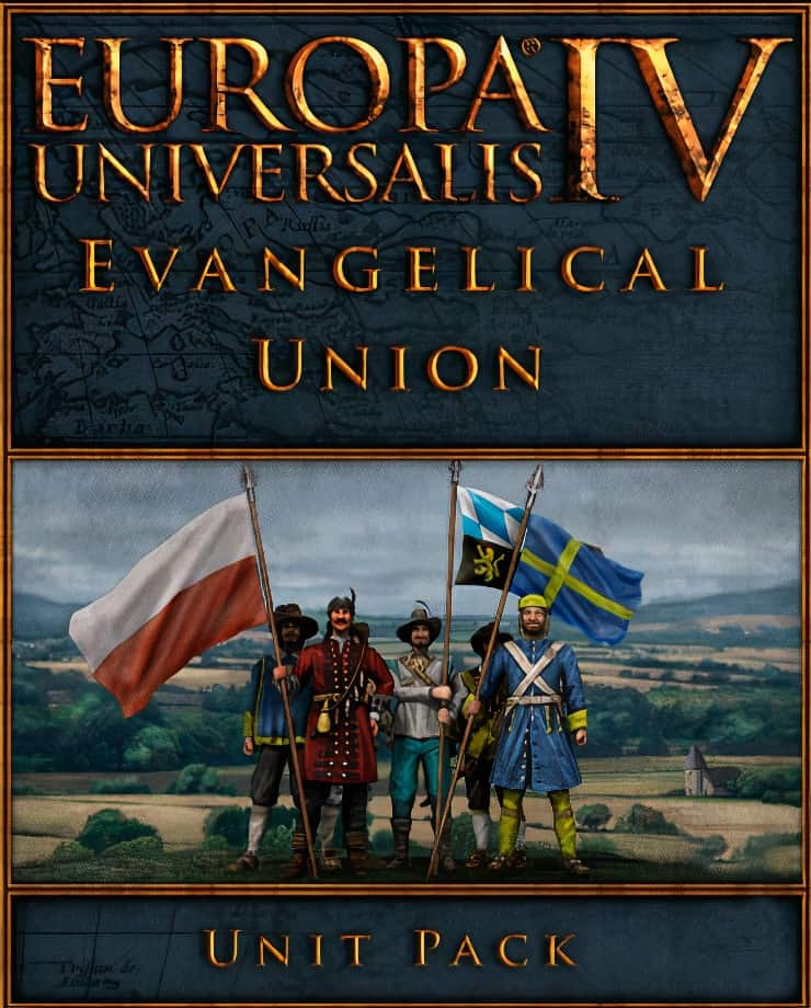 Europa Universalis IV: Evangelical Union – Unit Pack