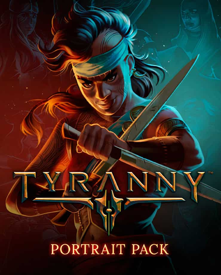 Tyranny – Portrait Pack