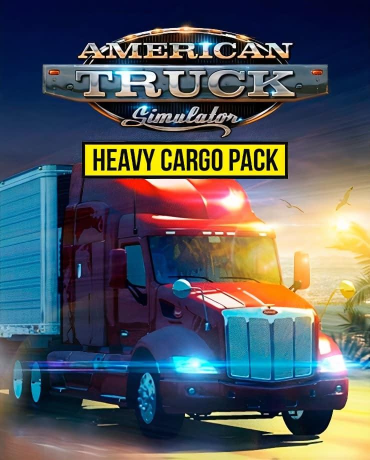 American Truck Simulator – Heavy Cargo Pack