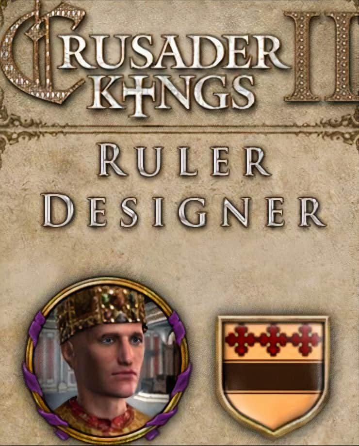 Crusader Kings II: Ruler Designer